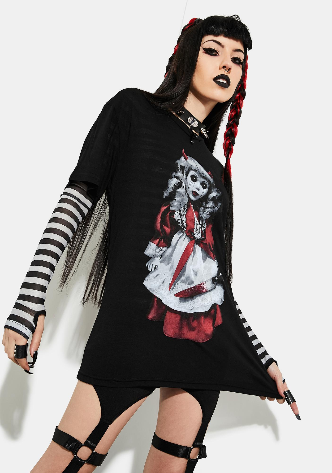 Current Mood You're Next Graphic Tee
