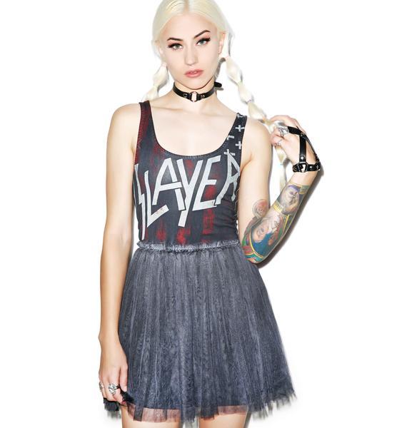 Iron Fist Slayer Tank Dress