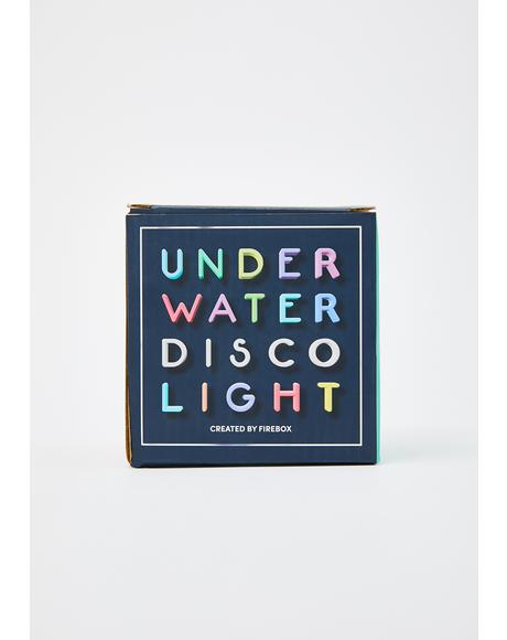 Underwater Wonder Disco Light
