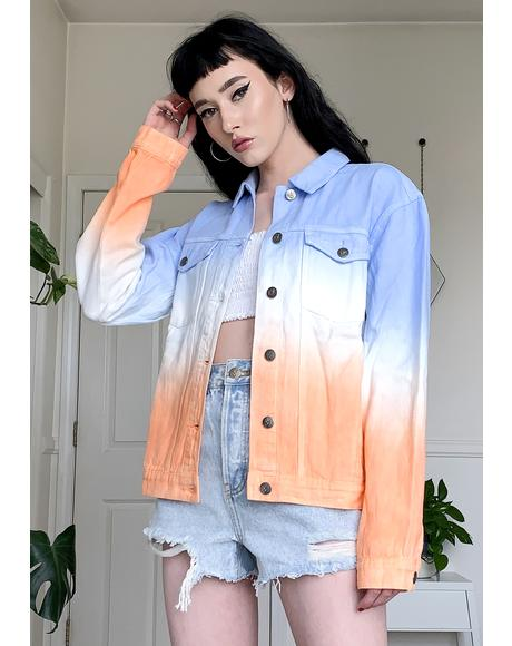 Fade Away Denim Jacket
