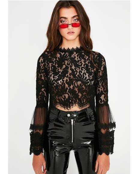 Fancy Freak Lace Top