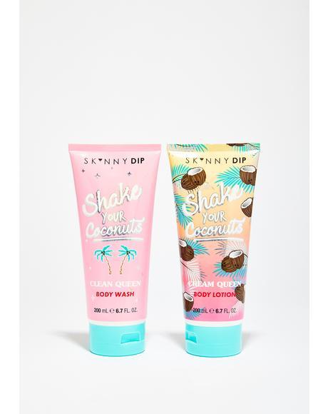 Shake Your Coconuts Body Wash