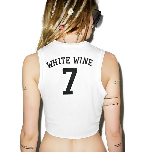 Wildfox Couture Sunshine and Wine Keaton Tank