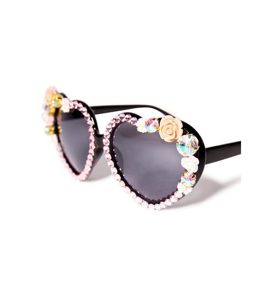 Her Tiny Teeth Shelly Sunglasses