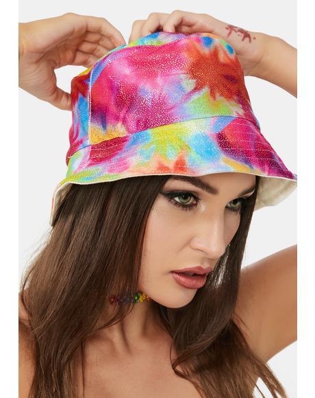 Tie Dye Midsummer Bucket Hat
