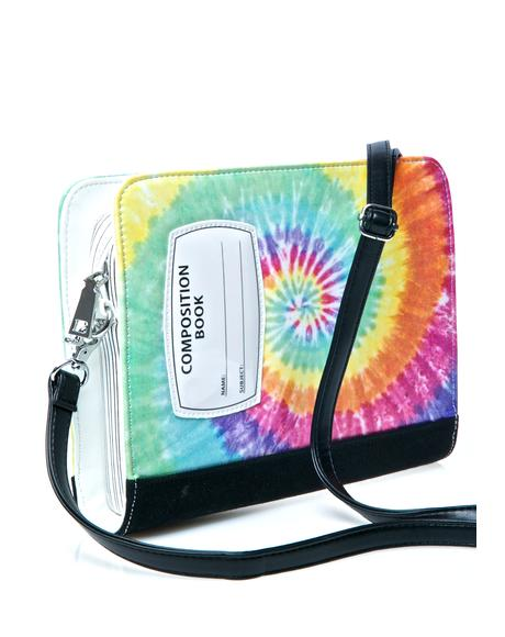 Stoner Composition Book Bag