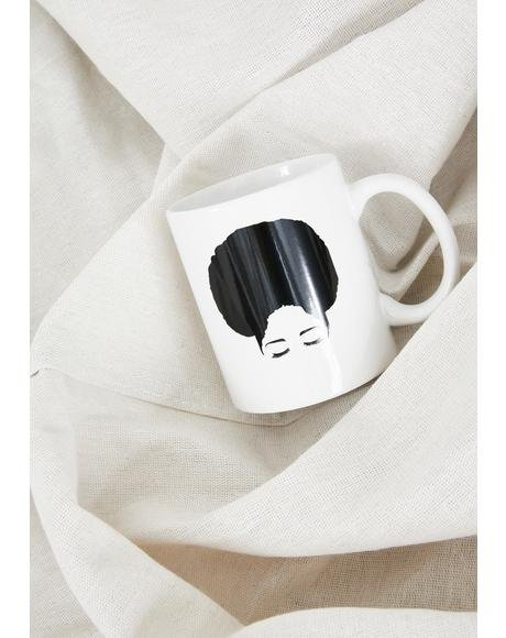 Puff Logo Coffee Mug