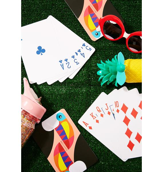 Play The Game Giant Playing Cards