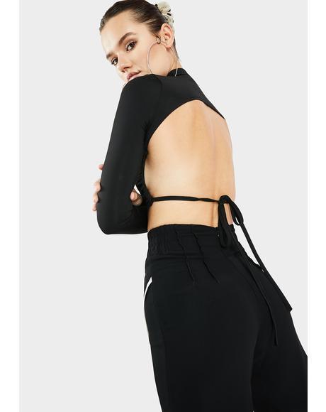 Lona Long Sleeve Top
