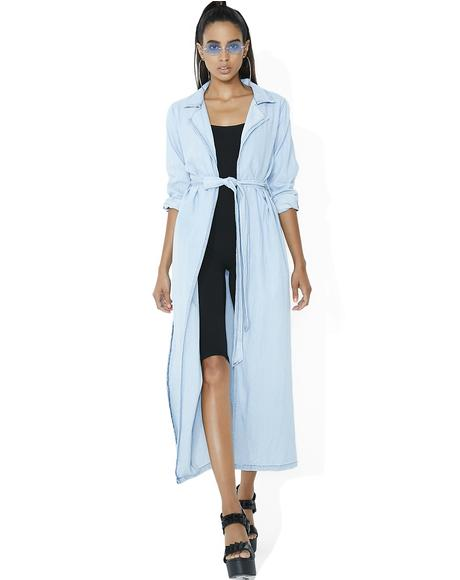 Detective Werk Chambray Coat