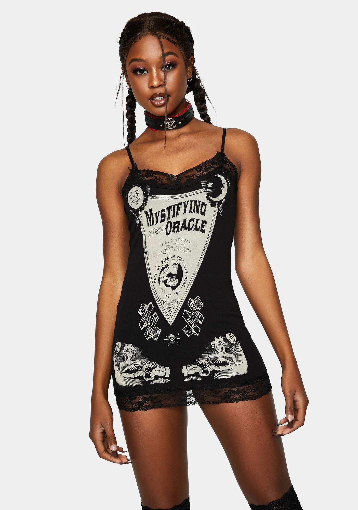 Se7en Deadly Ouija Cami Dress