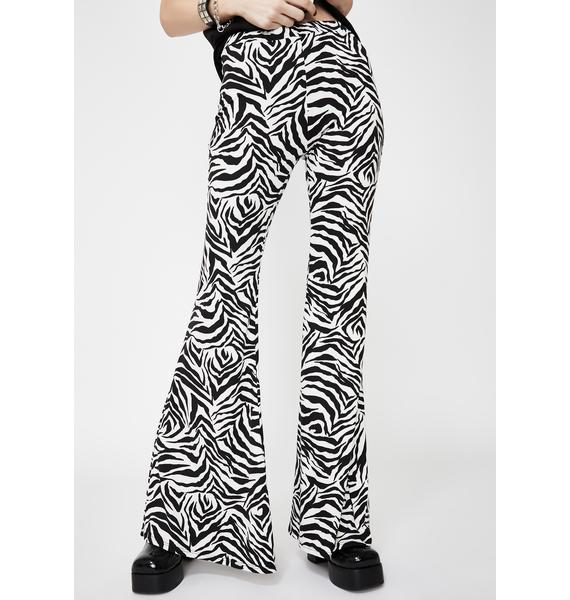 Disco Hunnys Wild Side Bell Bottoms