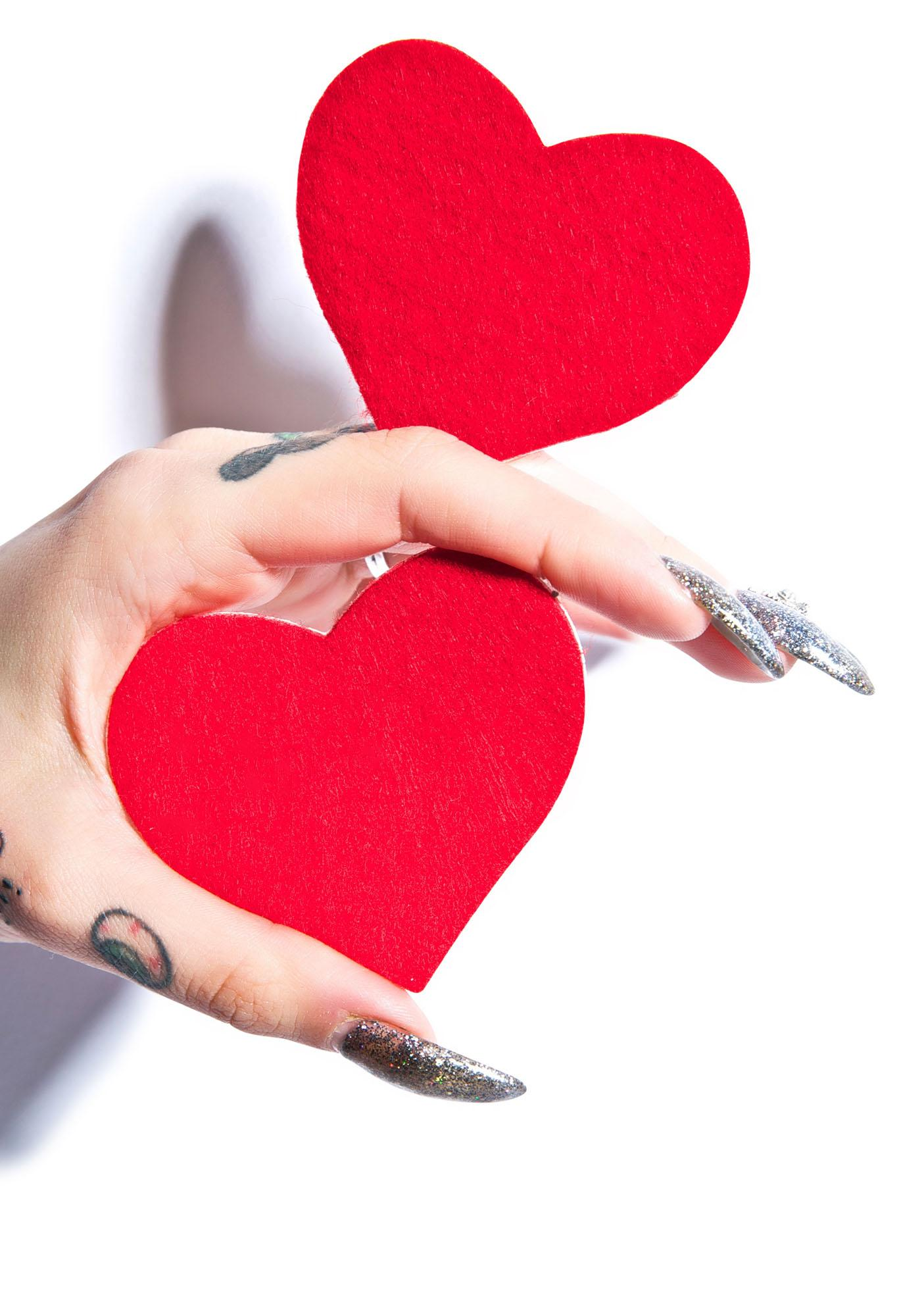 Pastease Heart Pasties