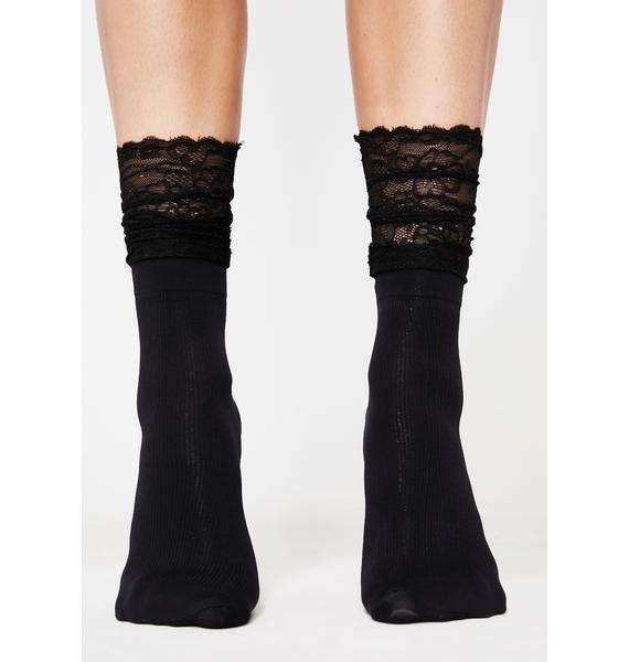 BB Girl Lace Socks