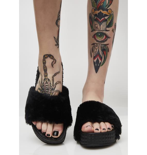 Ink Fuzzin' Around Slides