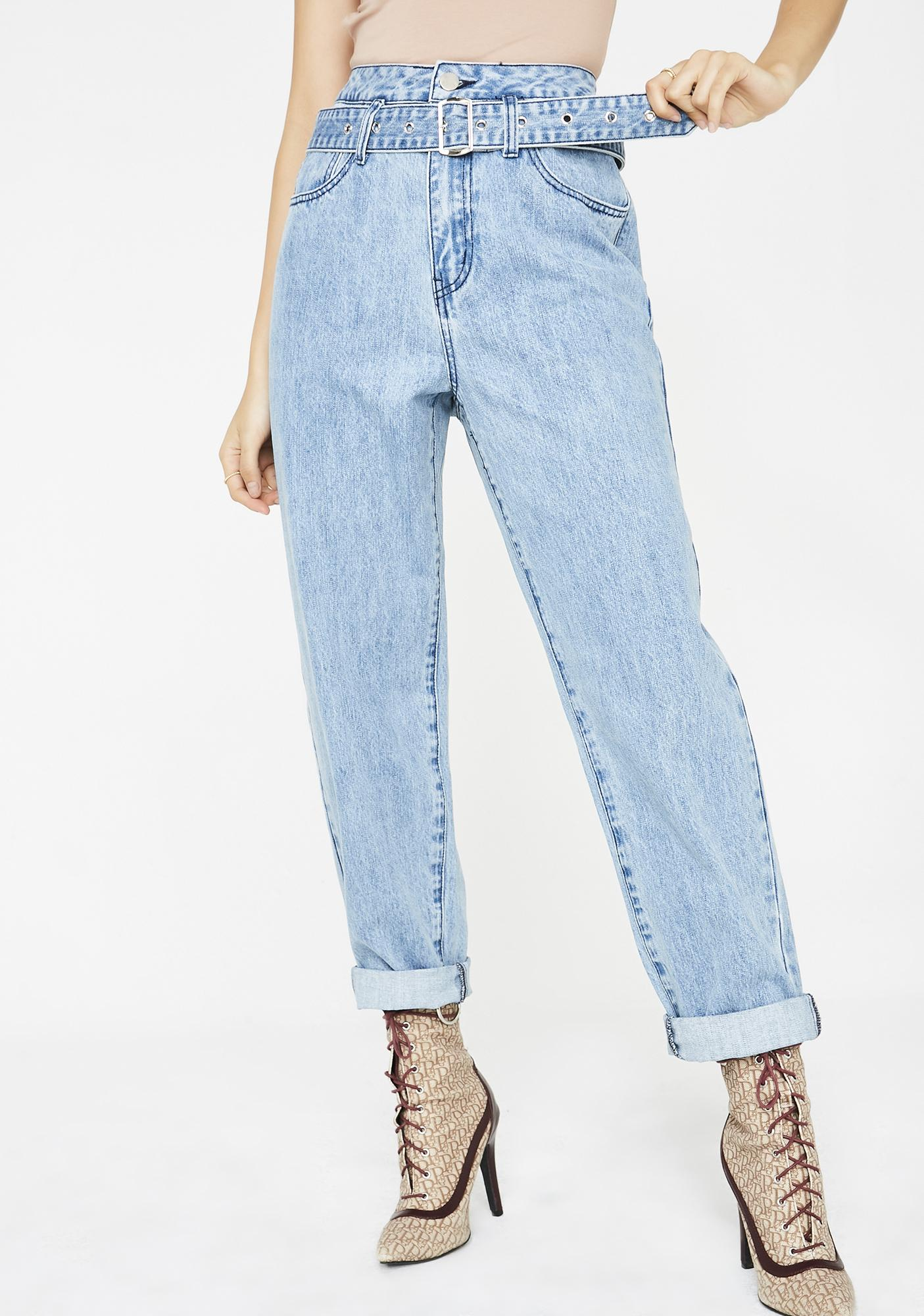 Winter Muse Louis Jeans