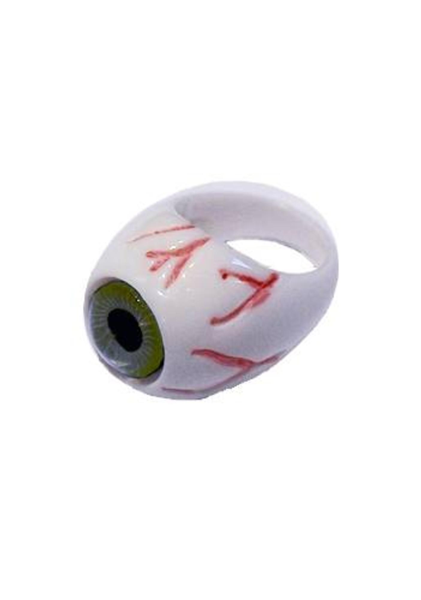 Kreepsville 666 Eyeball Ring