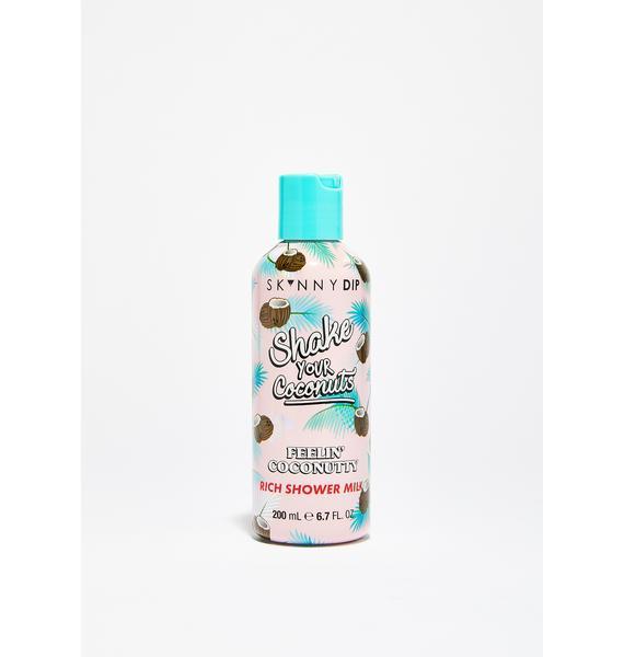 Skinnydip Shake Your Coconuts Shower Milk