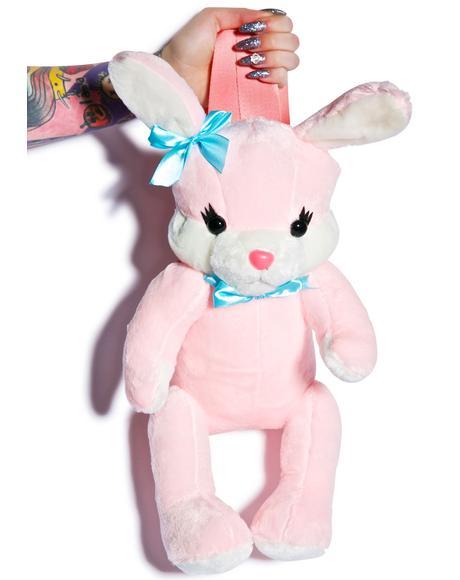 Bringing Bunny Backpack