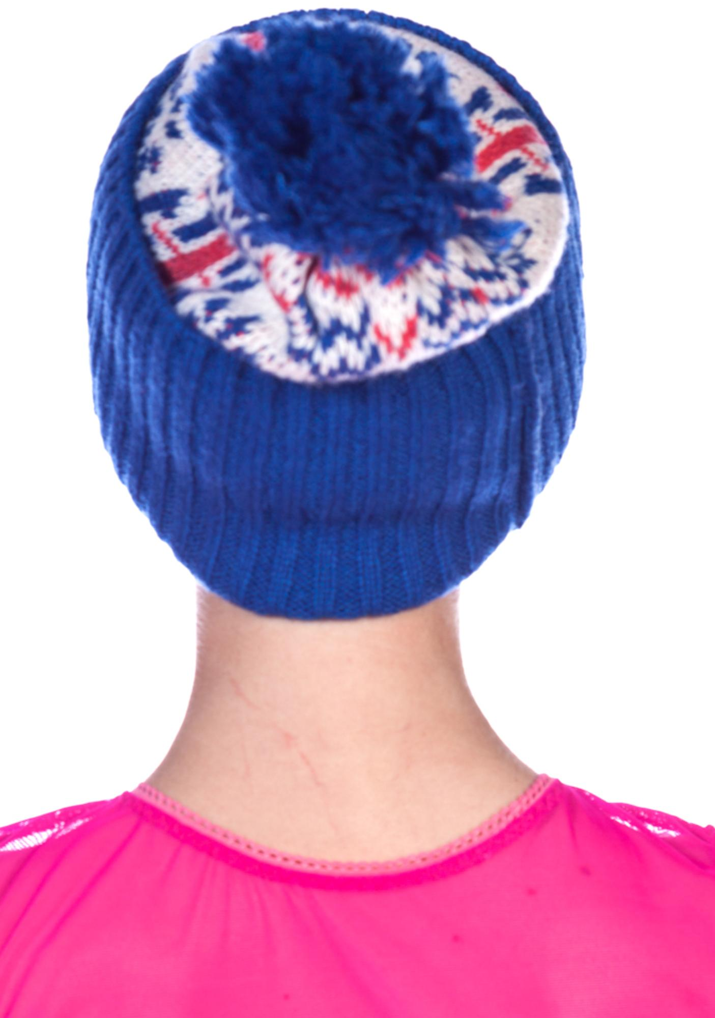Halfman Romantics UK Nordic Knit Cap