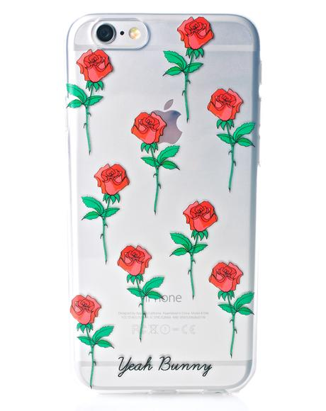 Holy Garden iPhone Case