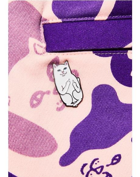 DGAF Lord Nermal Pin
