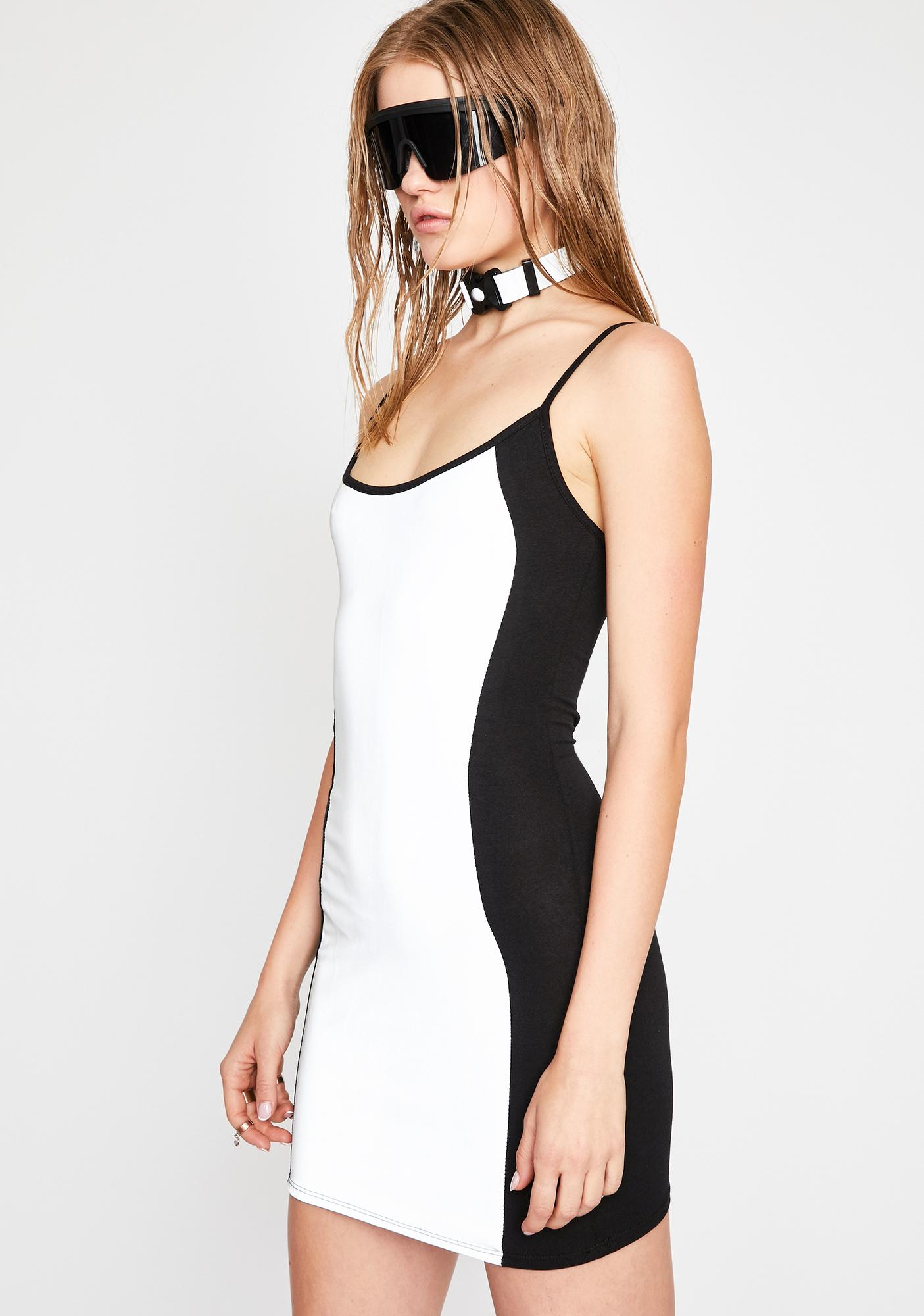 Big Flexx Reflective Dress