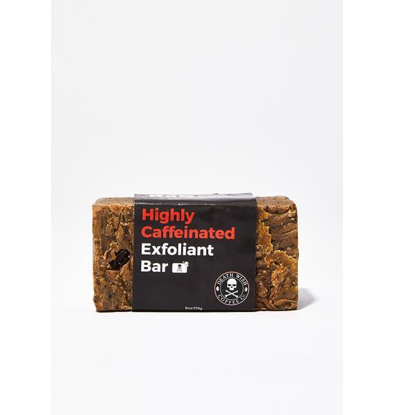 Rad Soap Co. Deathwish Highly Caffeinated Body Bar