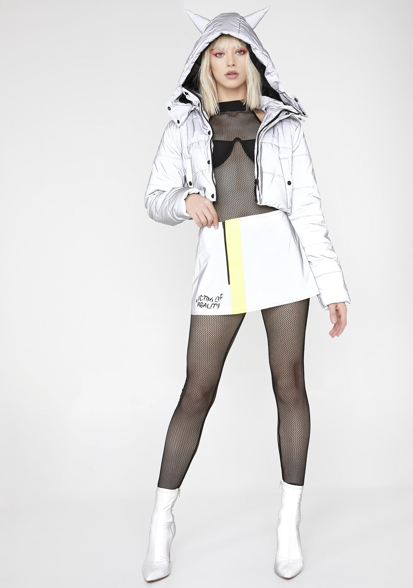 Freckled Ace Hi-Viz Club Reflective Skirt