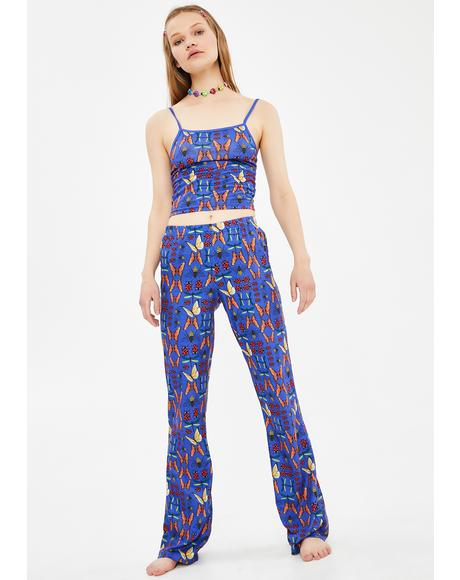 Buzz Off Pajama Set