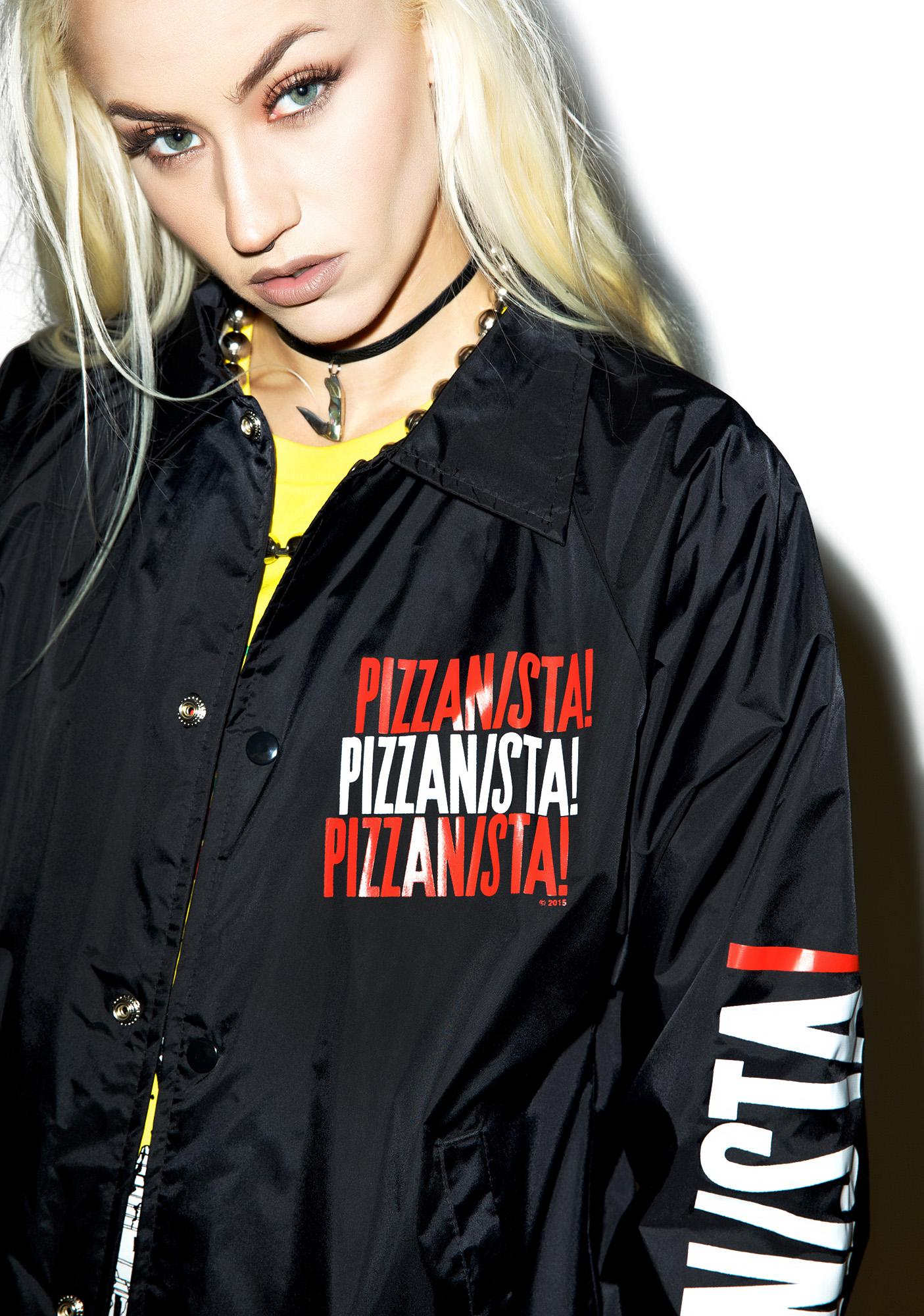 Pizzanista Pizzanista Coaches Jacket
