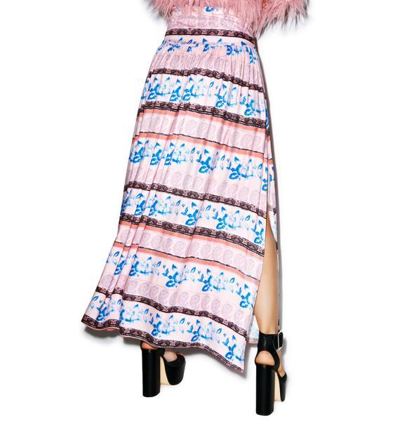 Somedays Lovin Explore More Maxi Skirt