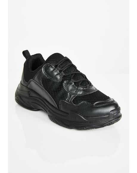 Talkin Money Basic Sneakers