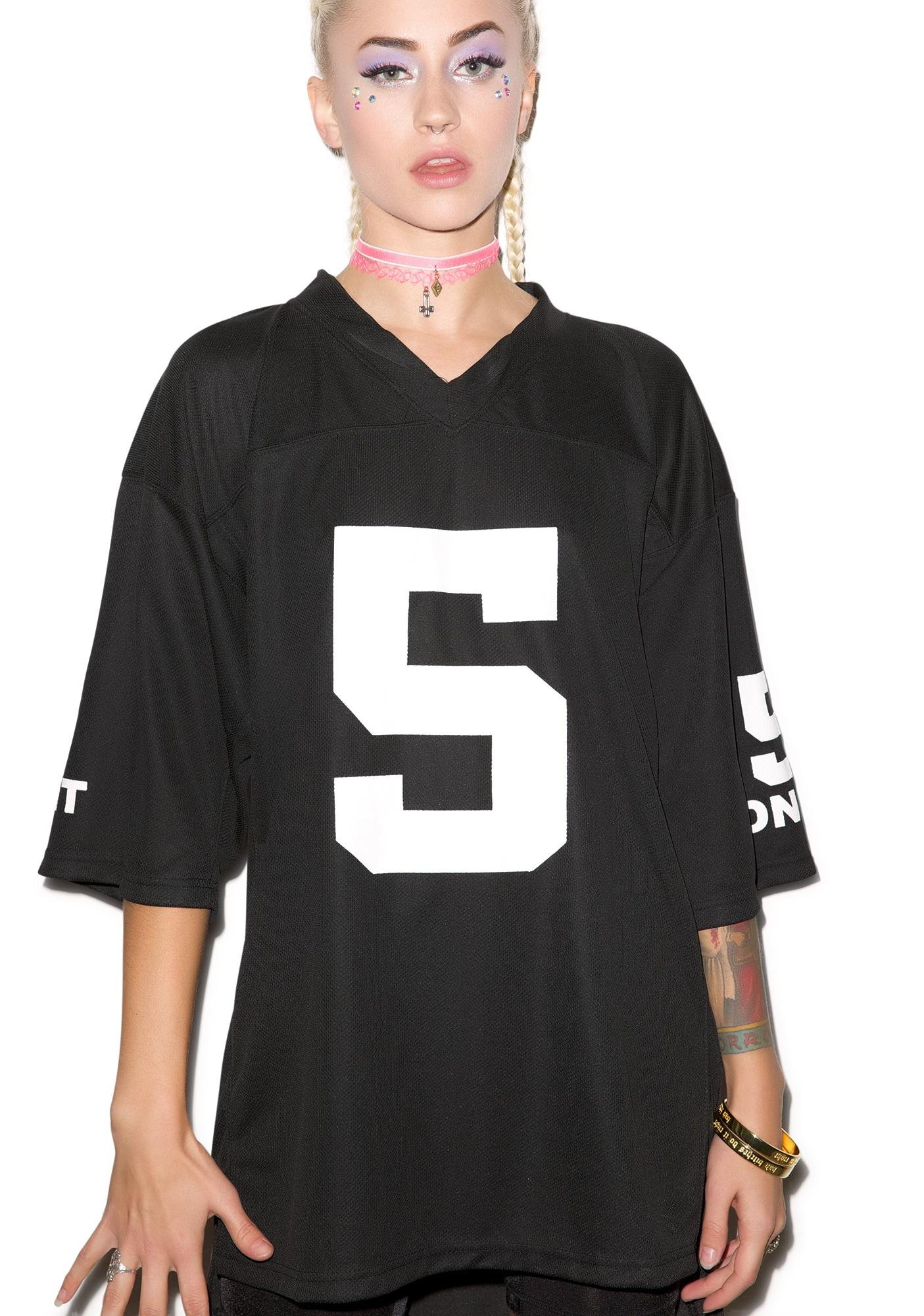 This Is A Love Song 5 On It Jersey