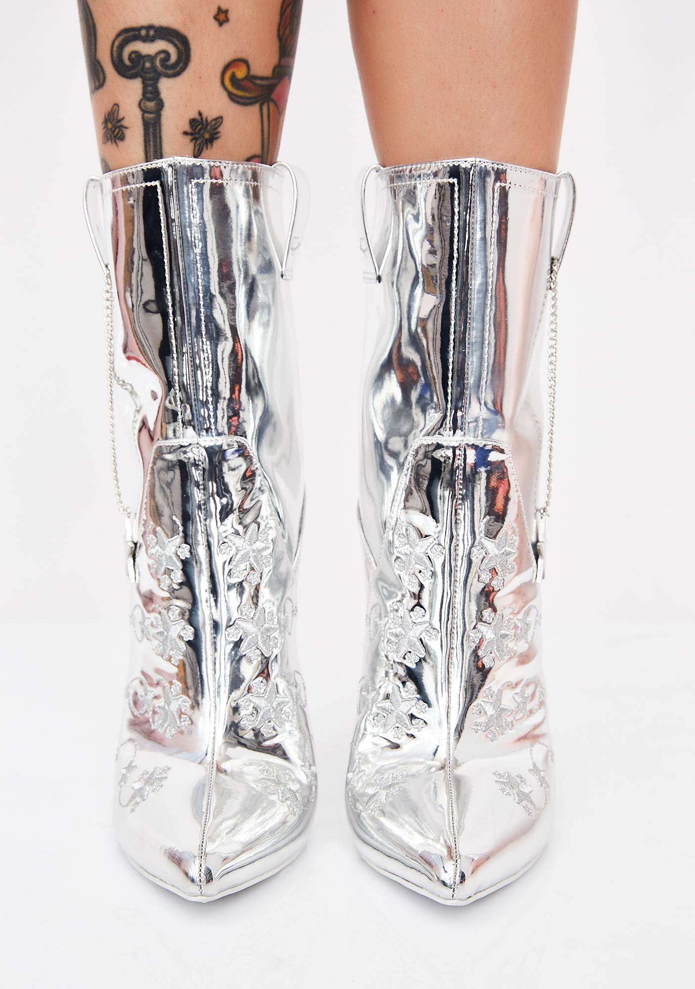 ESQAPE Cadet Heeled Boots