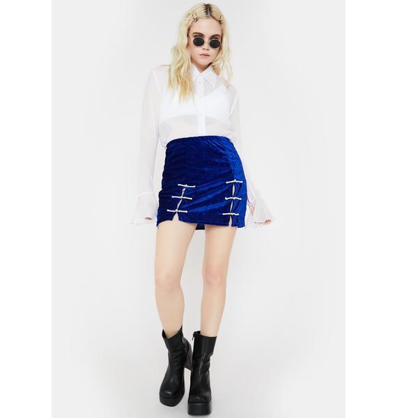O Mighty Electric Sincity Mini Skirt