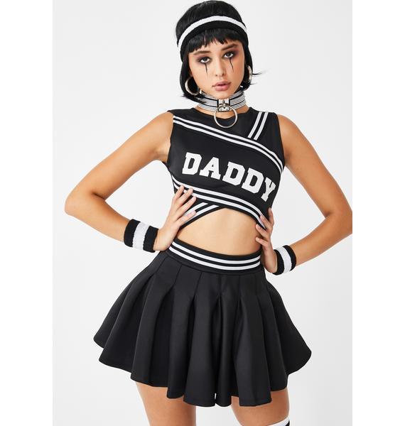 Forplay Papi Pleazer Cheerleader Set
