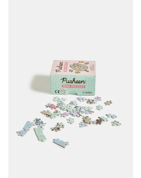 Pusheen Mini Puzzle