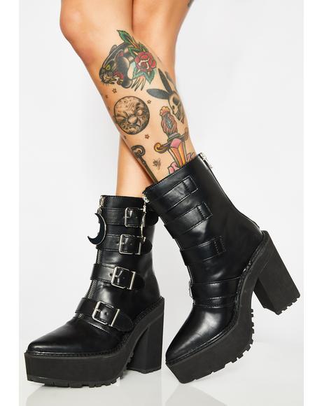 Sorceress Boots