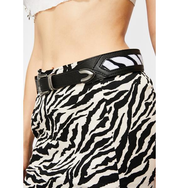 Wild Savannah Sass Buckle Belt