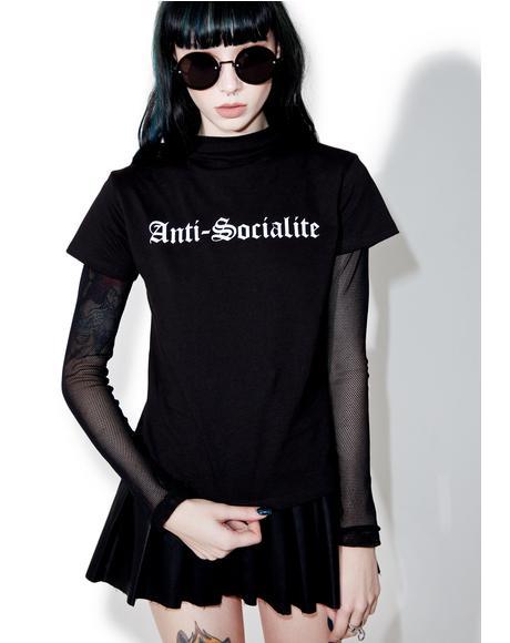 Anti-Socialite Top