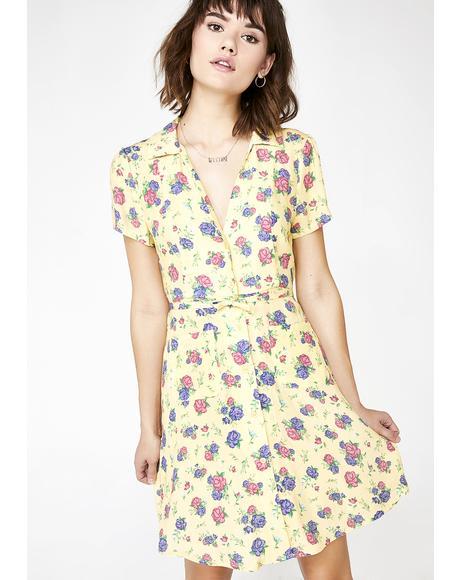 Garden State Floral Dress