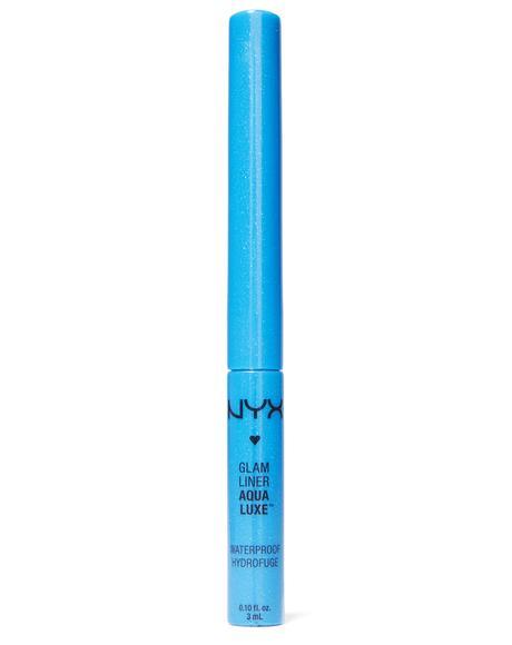 Azure Aqua Luxe Glam Liner