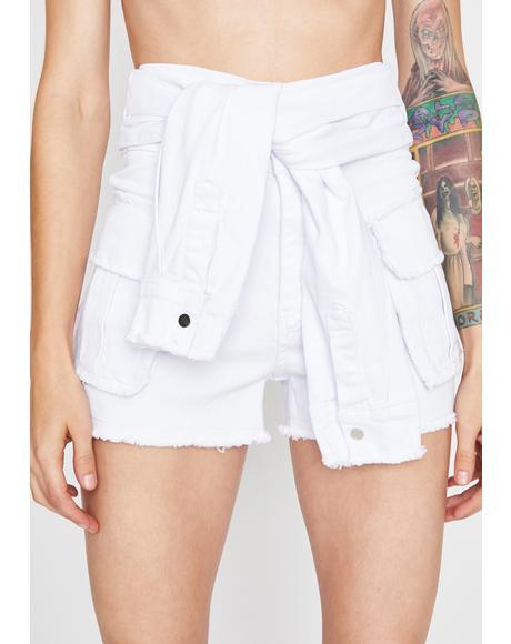 Cool Kidz Cargo Shorts