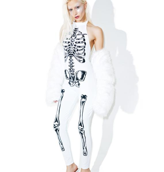 Dolls Kill Anatomy Costume