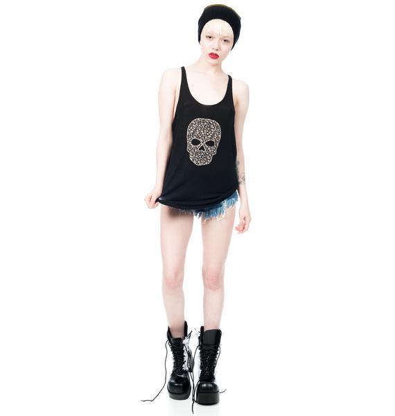 Joanna Skull Tank