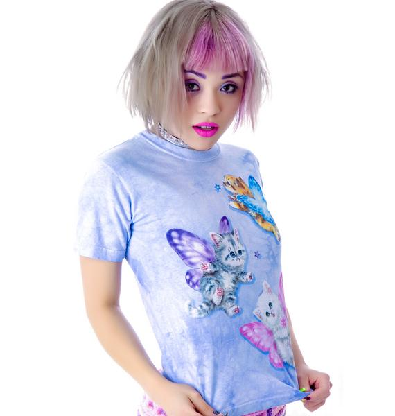 Feline Fairies Baby Tee