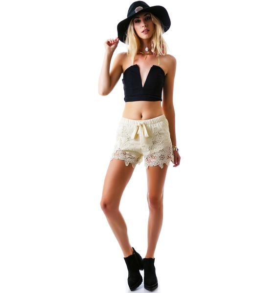 Lana Lace Shorts