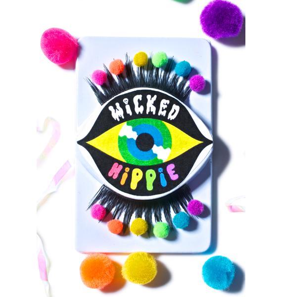 Wicked Hippie Gimme A Pom Pom Lashes