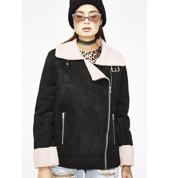 Supa Fly Aviator Jacket